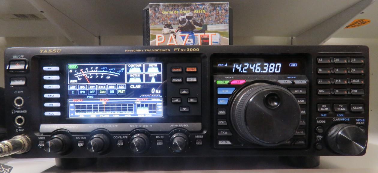 website van PA7TT